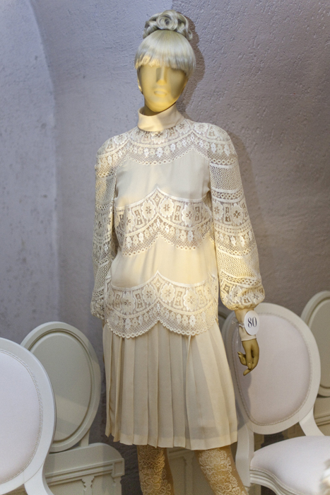 Jacqueline Kennedy Onassis Wedding Dress Short
