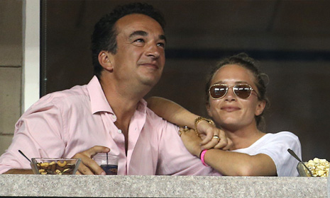Mary-Kate Olsen 'weds Olivier Sarkozy in secret ceremony'