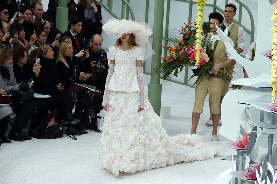 The best wedding dresses from Paris Haute Couture Week - Photo 32