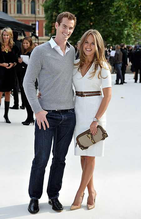 Pictures of andy murray wedding