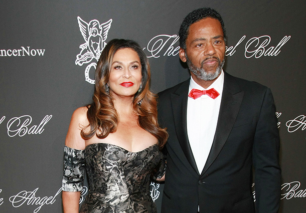 Tina knowles has married richard lawson
