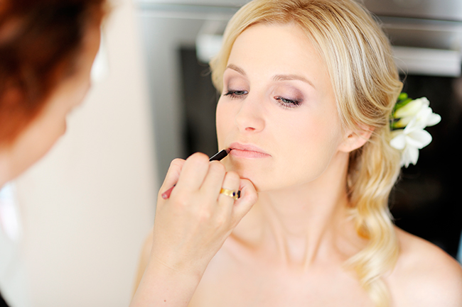 All Day Wedding Makeup : Wedding day beauty: how to have perfect hair and make-up ...