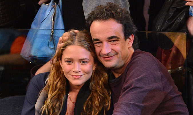 Mary-Kate Olsen marries Olivier Sarkozy in intimate New York ceremony
