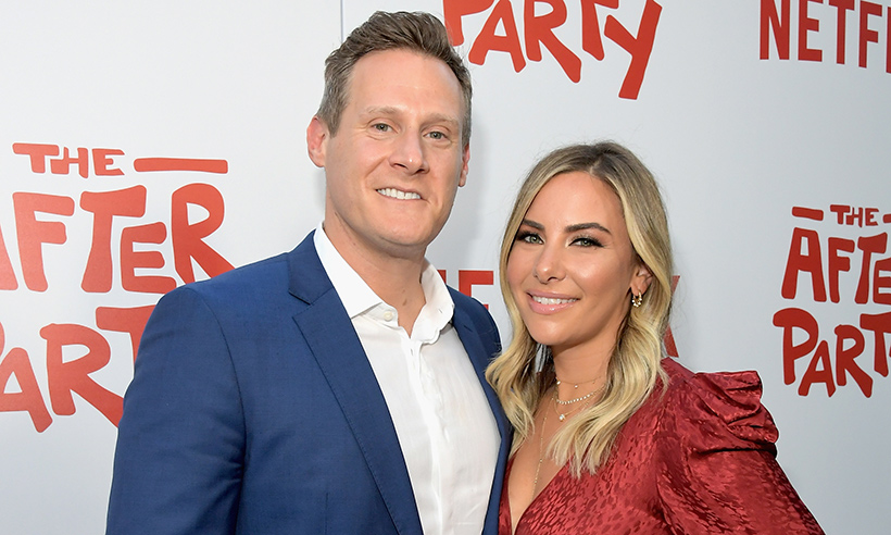 Meghan Markle's Ex-husband Trevor Engelson Hosts