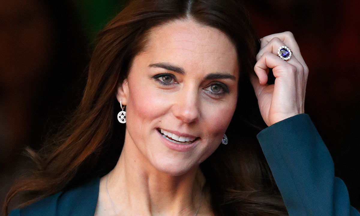 Marks & Spencer launches a NEW version of Kate Middleton's engagement ring