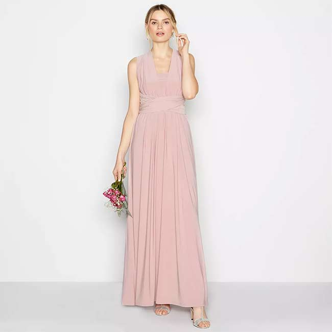 Debenhams-Debut-pink-multiway-dress