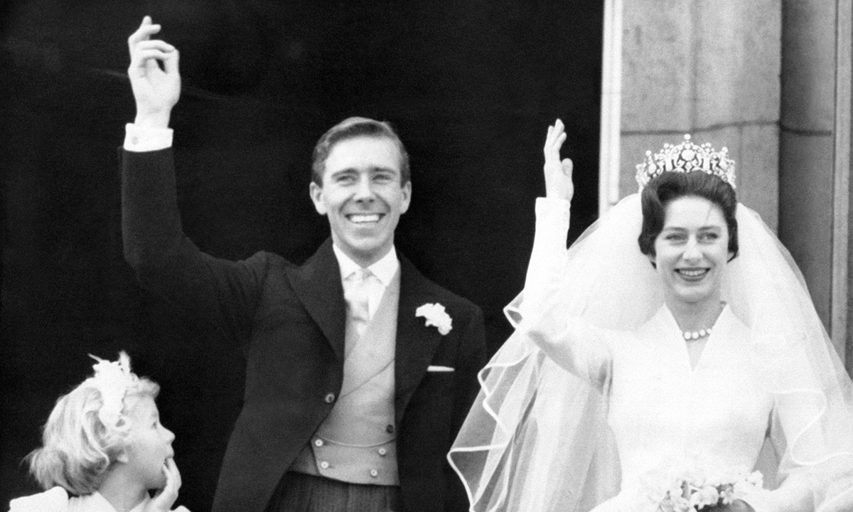How Princess Margaret made royal history at her wedding with Antony Armstrong-Jones