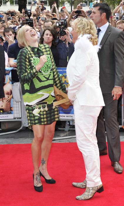 laura aikman and leigh francis relationship questions