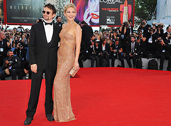 Kate Hudson and Matt Bellamy turn Venice into their very own City of Love