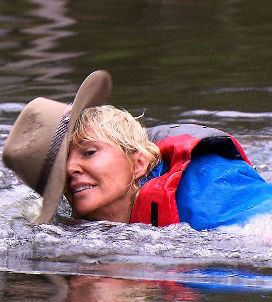 Nadine Dorries's best bits on I'm A Celebrity... Get Me ...