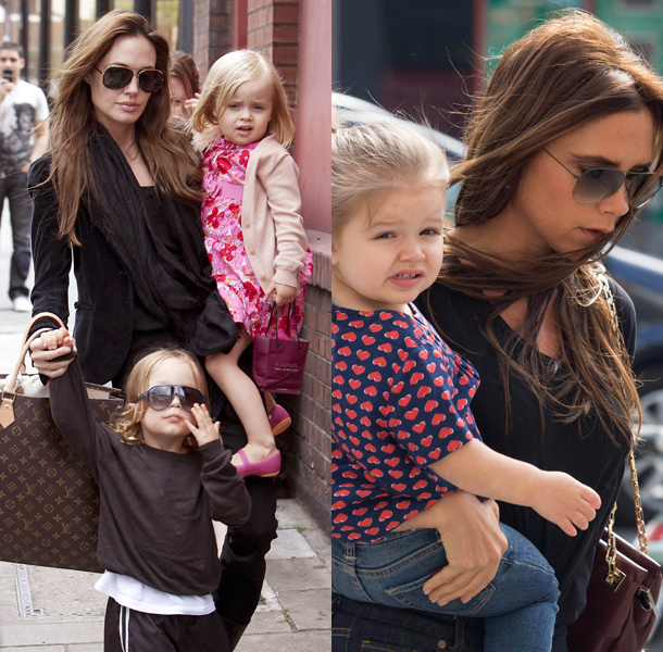 Celebrity Moms, Adorable Baby Names and Birth ...