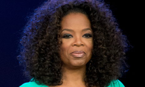 Oprah Winfrey admits to suffering nervous breakdown symptoms