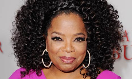 Say HELLO! to Oprah Winfrey with these ten facts