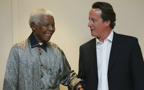 Tributes pour in for 'hero of our time' Nelson Mandela
