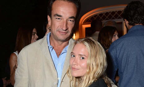 Mary-Kate Olsen sparks wedding rumours to Olivier Sarkozy as she reportedly shops for engagement rings