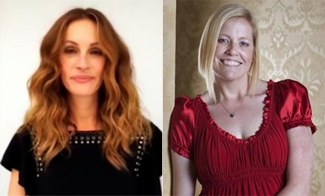 Julia Roberts stars in loneliness campaign — as half-sister's death certificate is released