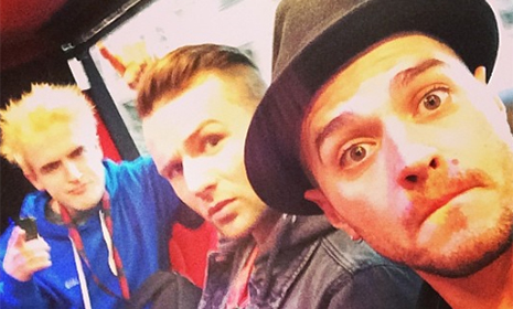 15 ideal setlist tracks for McBusted's tour