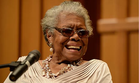 Maya Angelou dies aged 86: celebrities react to the author's passing