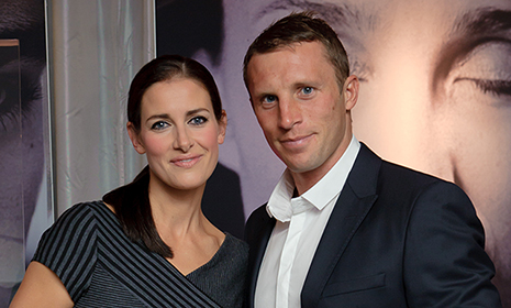 Kirsty Gallacher 'splits from husband' Paul Sampson after 14 years