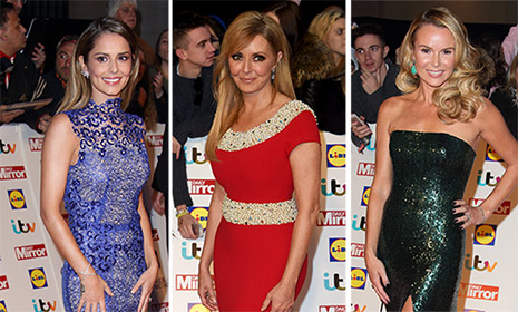 Celebs including Cheryl and McBusted turn out for the 2014 Pride of Britain Awards