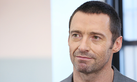 Hugh Jackman treated for skin cancer for third time in 12 months