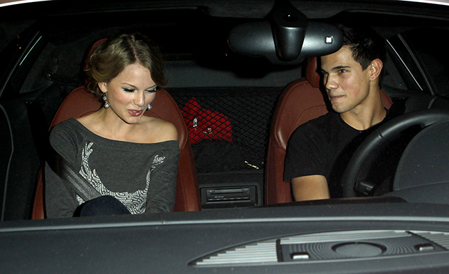 taylor swift taylor lautner-
