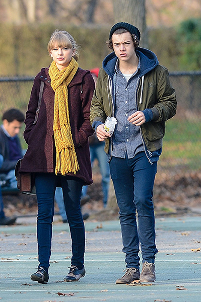 taylor swift harry styles-