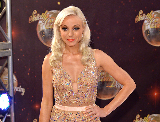 Helen george has confirmed her split from her husband of three years