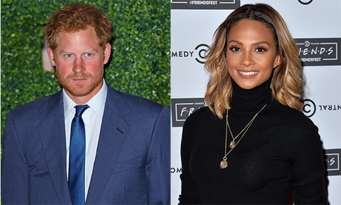 Alesha Dixon: 'Prince Harry once chatted me up'