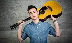 Jacob Whitesides: HELLO! Online meets the new Justin Bieber