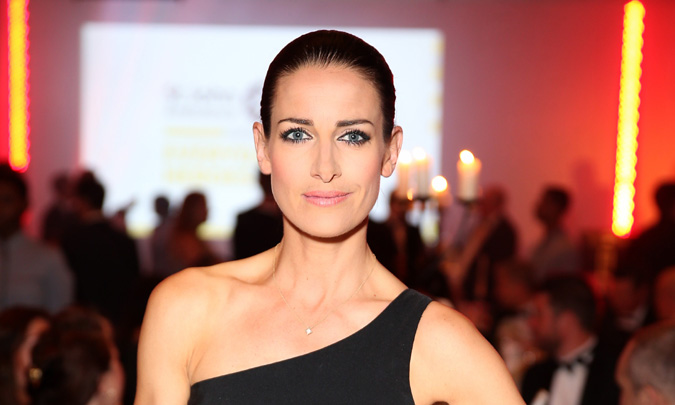 Kirsty Gallacher: dating after 15-year marriage is 'fun and exciting'
