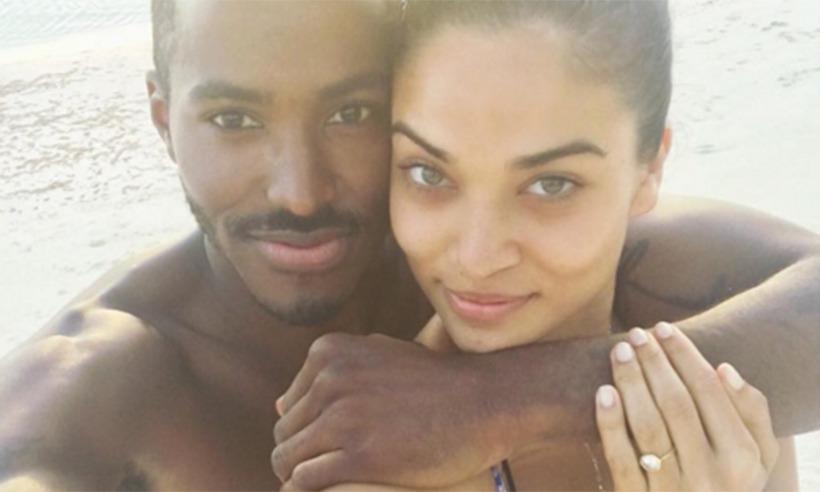 Victoria's Secret model Shanina Shaik announces engagement to DJ Ruckus