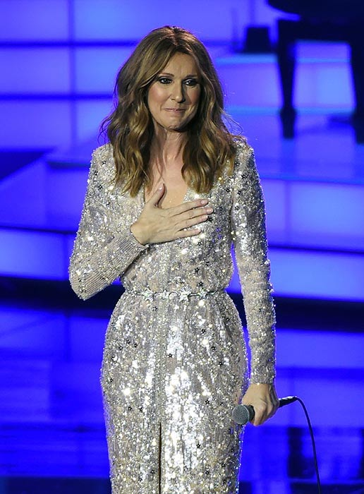 Celine Dion: A look back at the singer's emotional year