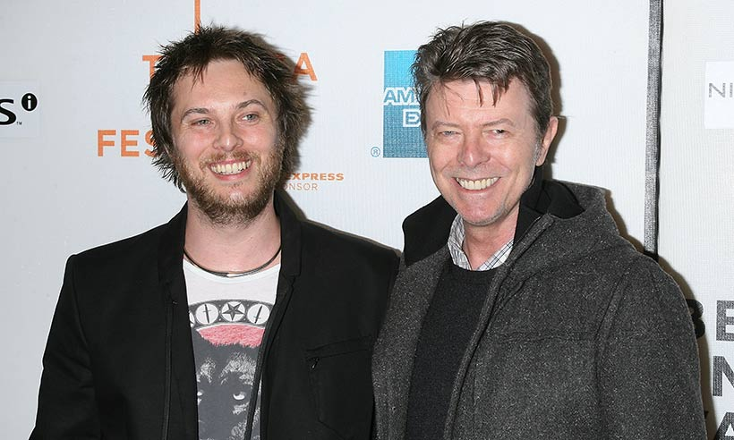 David Bowie's son announces he's to become a father