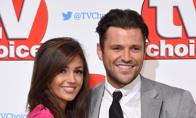Mark Wright: 'Michelle has made me transition from a boy to a man'
