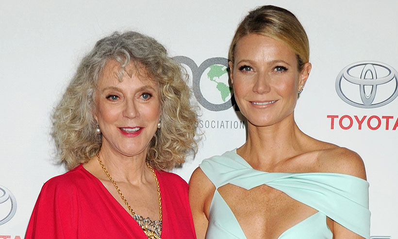 Blythe Danner talks Gwyneth Paltrow and Chris Martin's 'extraordinary relationship'