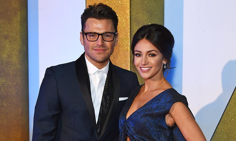 Michelle Keegan chats to HELLO! about why being Mrs Wright feels so right