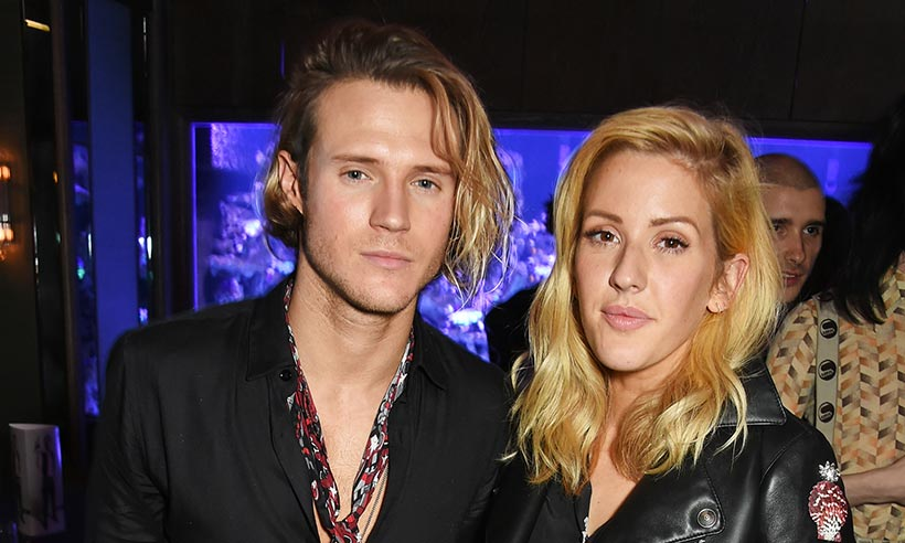 Ellie Goulding and Dougie Poynter 'split', weeks after reuniting