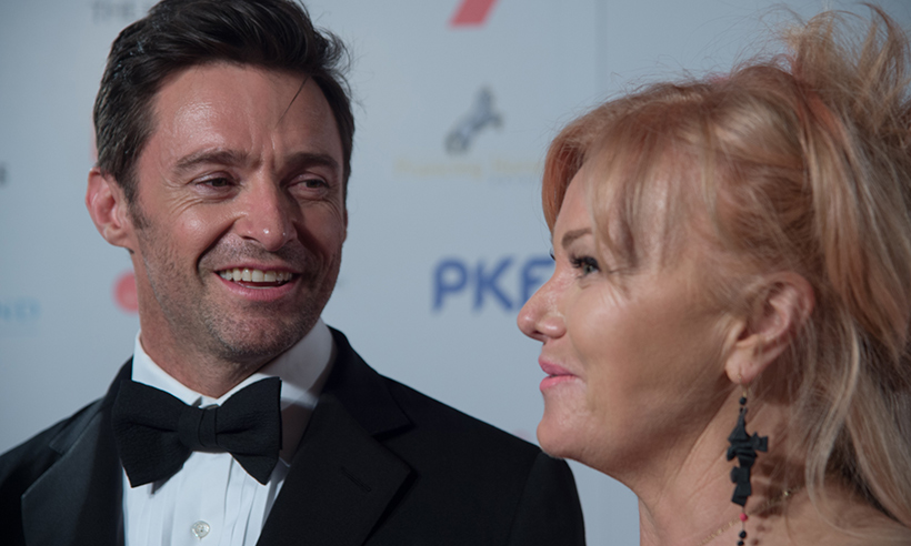 Hugh Jackman reveals the secret to a happy marriage ahead of 20th wedding anniversary