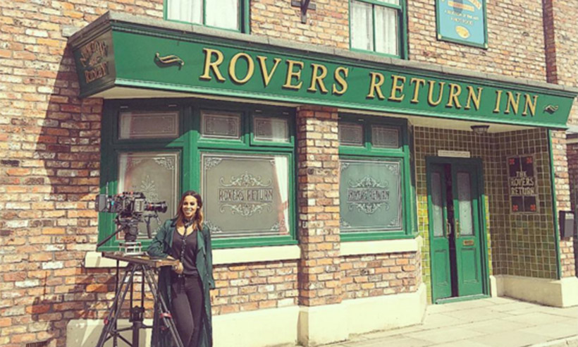 Is Rochelle Humes joining Coronation Street?