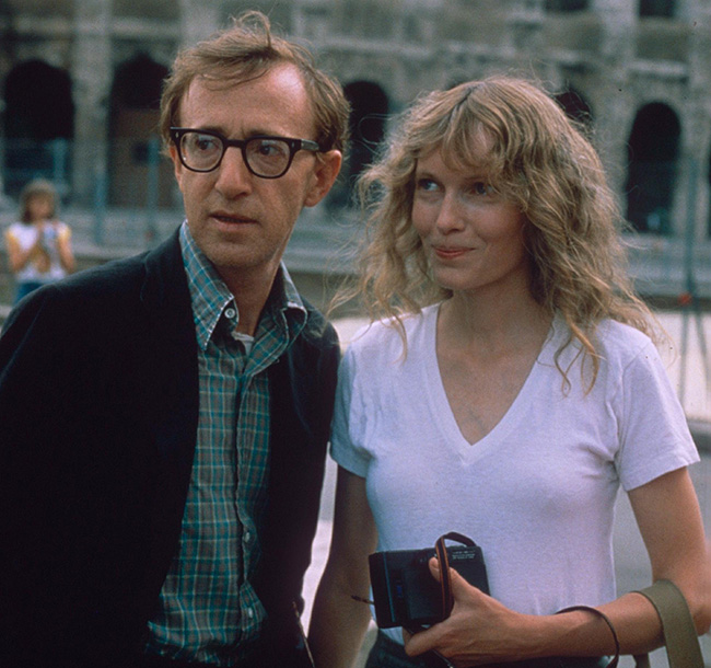 critical essays on woody allen