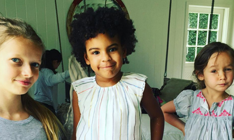 Gwyneth Paltrow shares snap of daughter Apple with Blue Ivy