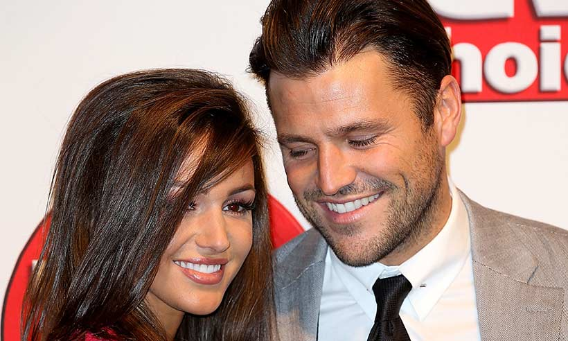 Michelle Keegan and Mark Wright celebrate first wedding anniversary: find out how