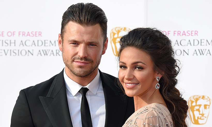 Michelle Keegan celebrates first wedding anniversary with Mark Wright