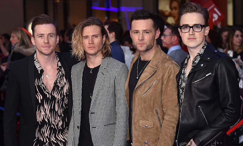 McFly postpone Anthology tour after Harry Judd suffers neck injury