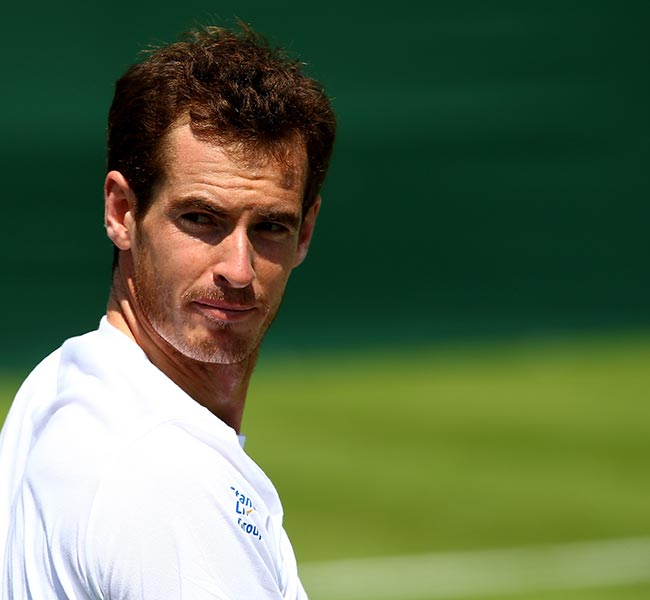 Andy Murray: Andy Murray Opens Up About Baby Daughter