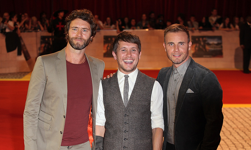 Take That reveal 25th anniversary plans – but will Robbie and Jason return?