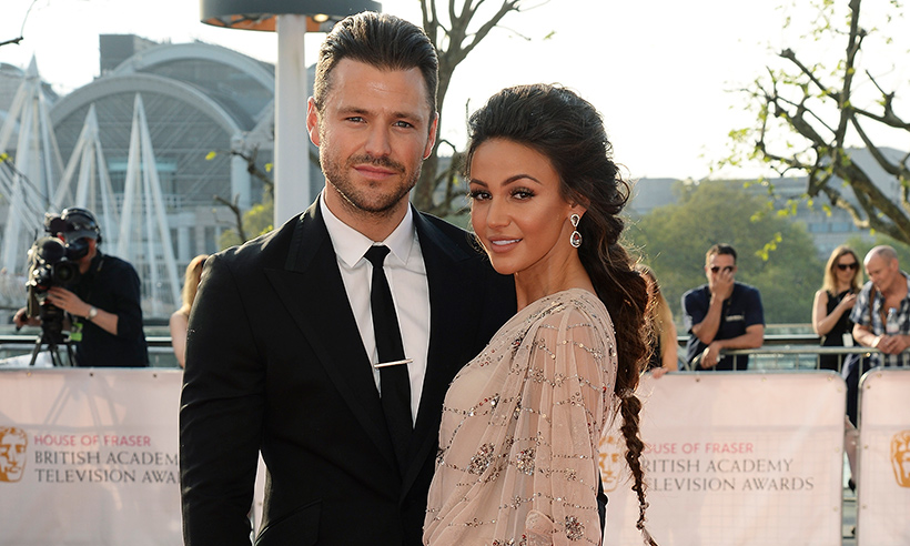Michelle Keegan on being away from Mark Wright and making the most of date nights