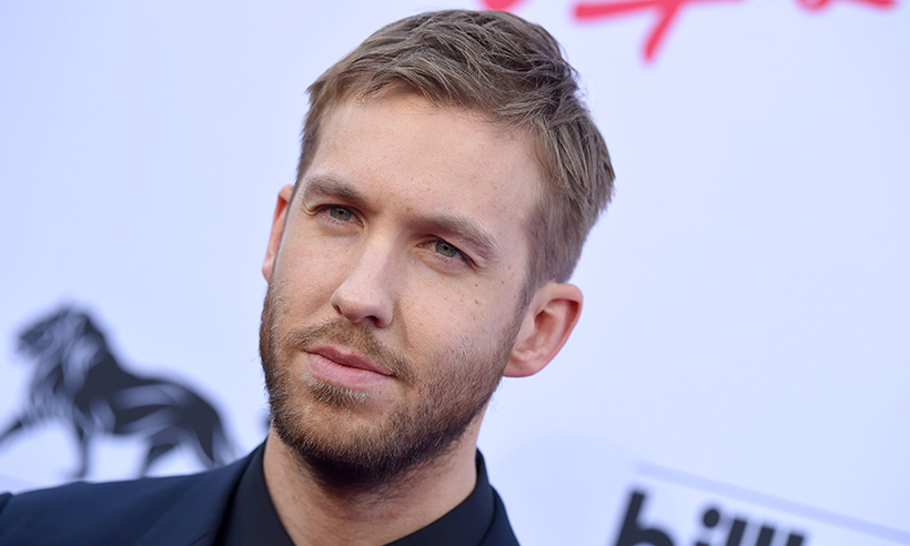 Calvin Harris criticises 'hurtful' Taylor Swift in a row over hit song