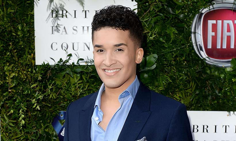 X Factor's Jahmene Douglas has teamed up with a Hollywood star for his latest music video
